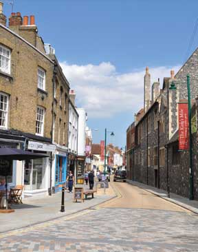 Image for Works Set to Improve Canterbury City Centre Environment