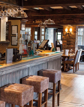 Image for Restaurant Review: Vauxhaull Inn, Tonbridge