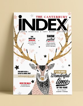 Image for The Canterbury INDEX - December 2018