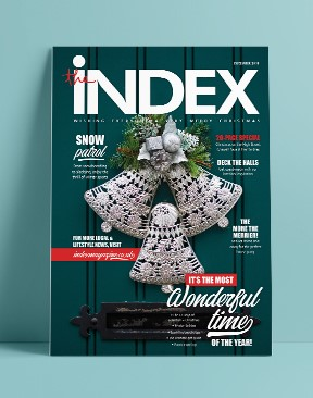 Image for The INDEX Magazine - December 2018